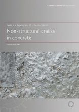 TR22 Non-structural cracks in concrete - ON SALE